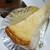 ぱてぃすりーど・あん - 料理写真:チーズケーキ