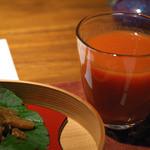 茅乃舎 - 野菜ジュース