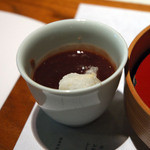 茅乃舎 - 御汁粉