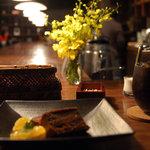 茅乃舎 - 別室のカフェ