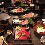 くつろぎ宿 新滝 - 料理写真:夕食