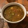 周 - 料理写真:ガンボスープ