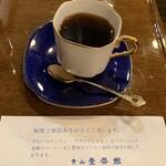 青山壹番館 - コーヒー