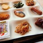 ブッフェレストラン テラス - 料理写真:朝食バイキング