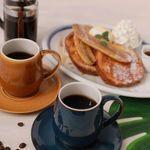 Cafe Kaila  -      コーヒー(HOT) ・カイラスペシャルブレンド ・オーシャンブレンド ・デカフェ