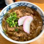 石井商店 - 料理写真:肉うどん