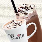 Cafe Kaila  -     カフェモカ(HOT/ICE)