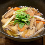千真野 - 高原豚の里芋煮