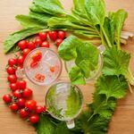 こだわり産直野菜と生パスタ ARK DINING - 辛口チューハイ『ビターズ』と新鮮野菜のコラボはなんと12種類♪