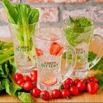 こだわり産直野菜と生パスタ ARK DINING - ARK×野菜×BITTERS=野菜チューハイ