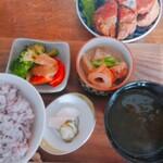 カマドコロ - 料理写真:カマドコロ定食