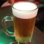 クルド家庭料理 手芸カフェ メソポタミア - 生ビール