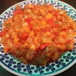 クルド家庭料理 手芸カフェ メソポタミア - ムサカ