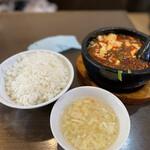 味覚 - 麻婆豆腐とセット