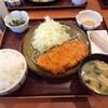 gohandokorokatsuan - 料理写真:2020年2月 ロースかつ定食ごはん大盛り