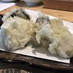 126305222 - 牡蠣の天ぷら