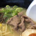 みよし家 - 黒牛しゃぶ肉(池袋東武「大鹿児島展」)