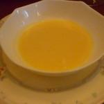 12631544 - 日替わり(スープ)とうもろこしのスープ