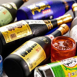 沖縄県全酒造所より厳選!泡盛200種
