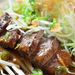 大人の隠れ家ああばん - 猪肉料理(要予約)
