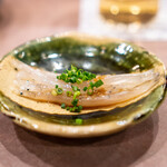鮨処 多田 - 宍道湖の白魚
