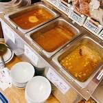 南アジア料理 アルバラカカレー&ケバブ - 料理写真:日替わりカレー
