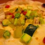 12632579 - こんな野菜がのってます。