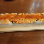 ぼんてん漁港 - サーモンいくら寿司(2~3人前30cm)
