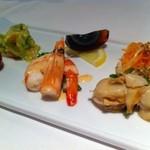 桃谷樓 - 前菜五種