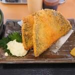 田舎の居酒屋 かじや - アジフライ(アジフライ定食)
