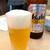 炭火と海鮮 大衆酒場くろき - ドリンク写真:瓶ビール