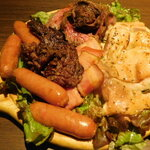 肉バル&ビアホール MeatBeer - 肉盛り
