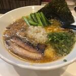海老そば まるは - 料理写真:海老そば(780円)