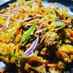 アプサラ レストラン&バー - 料理写真:Koththu roti