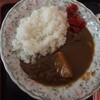 新鮮館 おおまち - 料理写真:カレーライス