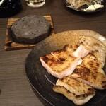 炭火串焼 鶏次 - ももタタキ