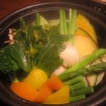 タイーム - 野菜たっぷり