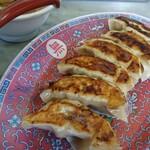 餃子の王将 - 料理写真:餃子