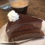 le bonbon et chocolate (ボンボン・ショコラ) - うまいザッハでした(^^)