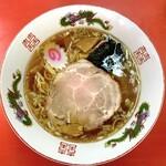 武井食堂 - ラーメン(480円)