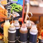 串かつ・たこ焼き 味の大丸 -