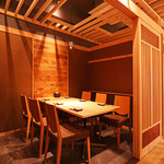 五十六屋 - 【ゆったり個室にリニューアルオープン!】4~6名様までご利用可能なイス席は4室!