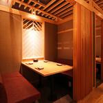五十六屋 - 【ゆったり個室にリニューアルオープン!】4~6名様までご利用可能なソファ席は6室!