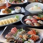 まかないや - 寿司屋一本で修行した職人が握るお寿司です。3500円コース~ご用意しております!
