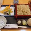そば処 木の芽 - 料理写真:♦︎天せいろ ¥1,380