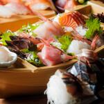 富山湾直送の新鮮鮮魚