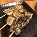 どん呑 - サバ串