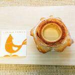 たまごファミリー - 料理写真:四万十米粉のバウム♡もっちり♡