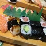 都寿し - 寿司御膳