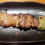 なおまる - 豚ネギマ